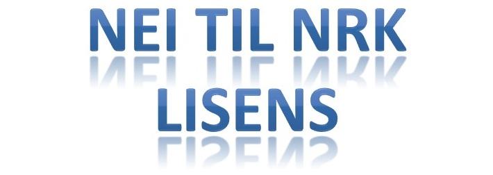 Nei til NRK lisens