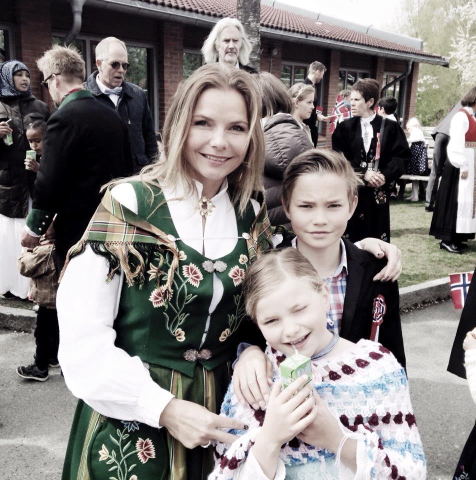 Jeg og barna 17 mai 2015