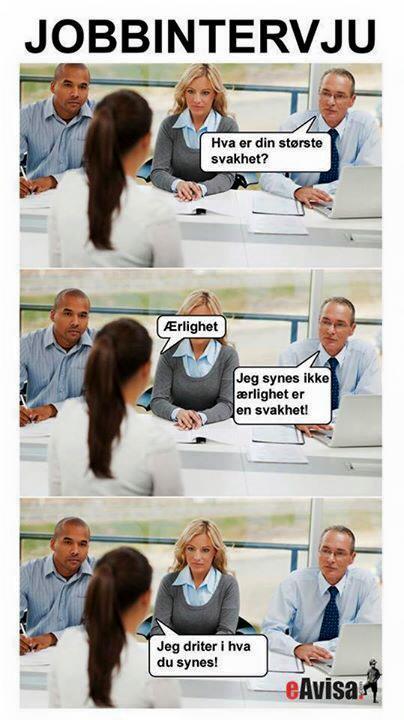 Jobbintervju