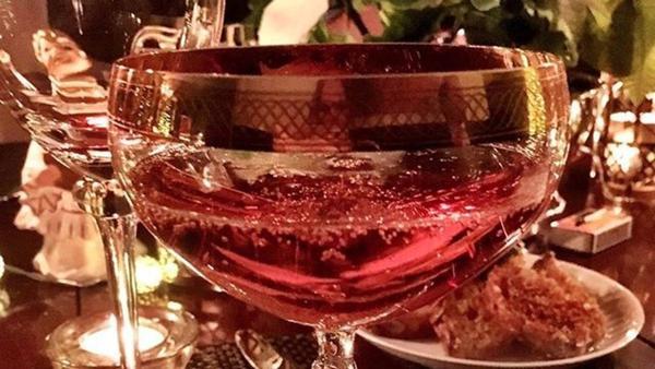 Rose vin Trude