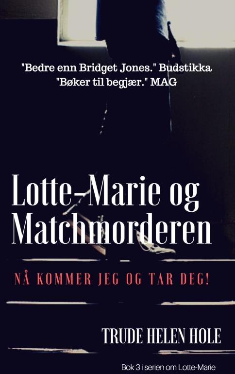 Lotte og Matchmorderen endelig cover