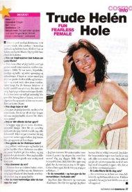 Presse Cosmopolitan