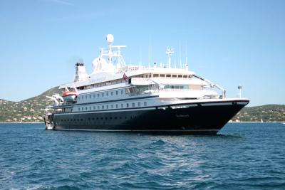 Seadream båt