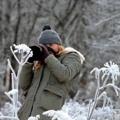 Trude fotograf