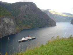 Verdens største cruiseskip