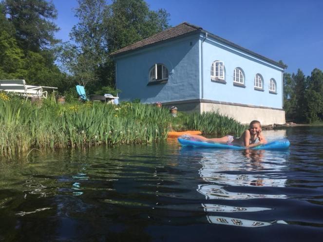 Det blå huset