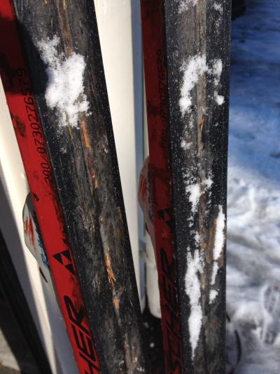 Trudes ski